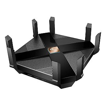 TP-Link Wi-Fi 6 Router, Broadcom 1.8GHz Quad-Core CPU, 4804Mbps at 5GH