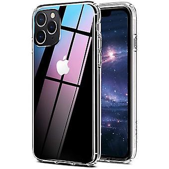 Kompatibel mit iPhone 11 Pro Hülle, Transparent Stoßfest, Anti-Gelb, Anti-Scratch Dünn