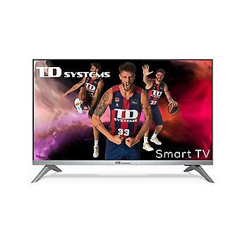 """Smart TV TD Systemen K32DLJ12HS 32"""" HD LED WIFI"""