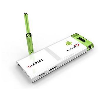 Adaptér smart TV LEOTEC LEANDTV03 Wifi USB 2.0 4 GB 1 GB RAM HDMI