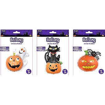 Ballong Halloween 3-pack