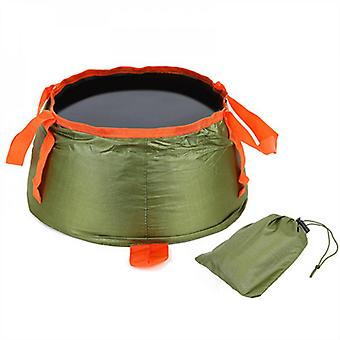 Outdoor Folding Portable Water Basin Travel Camping