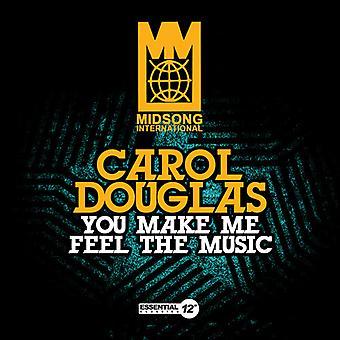 Carol Douglas - importación de Estados Unidos que hacer Me siento música