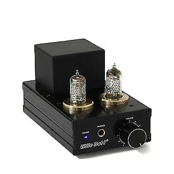Musical instrument amplifier cabinets little dot mkⅡ 6j1+6n6 dual vacuum tube portable headphone amplifier pre-amp for audiophile