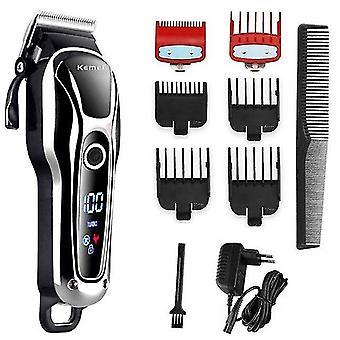 Fryzjer fryzjerski maszynka do strzyżenia włosów profesjonalny trymer do włosów dla mężczyzn do brody elektryczny nóż do cięcia włosów