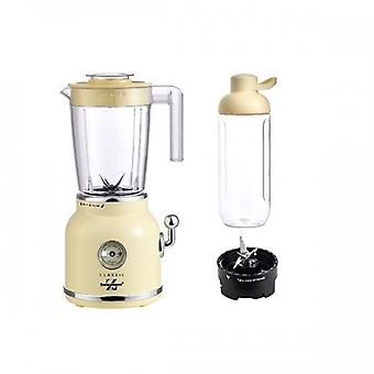 Cup Blender Swisshome Classic 2-in-1 Yellow (800 Ml) 38447 38447 38447