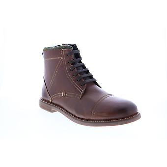 Ben Sherman Adult Mens Luke Cap Toe Boot Casual Dress Boots