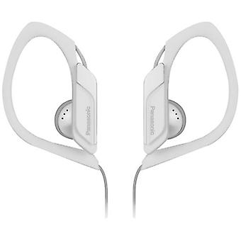 Panasonic Water/Sweat Resistant In Ear Sports Headphones - White