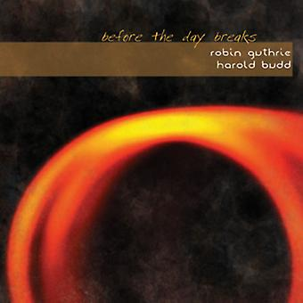 Guthrie/Budd - Before the Day Breaks [CD] USA import