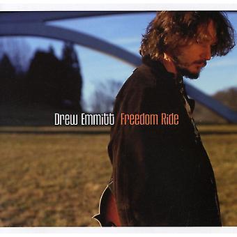 Drew Emmitt - Freedom Ride [CD] USA import