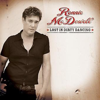 Ronnie McDowell - Lost in Dirty Dancing [CD] USA import