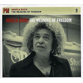 Angela Davis - Meaning of Freedom [CD] USA import