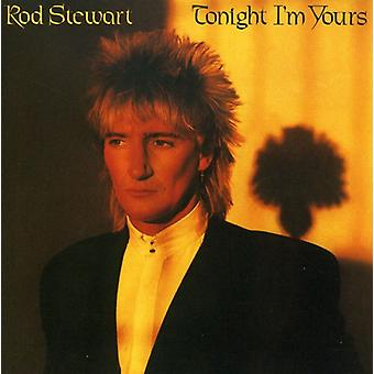 Rod Stewart - Tonight I'm Yours [CD] USA import