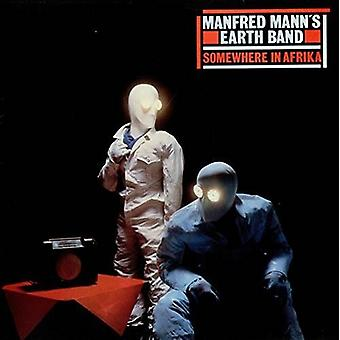 Manfred Mann's Earth Band - Somewhere in Africa [Vinyl] USA import
