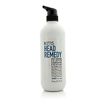 Kms California Head Remedy Deep Cleanse Shampoo (deep Cleansing For Hair And Scalp) - 750ml/25.3oz