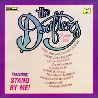 Drifters - Greatest Hits [CD] USA import