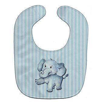 Carolines Treasures  BB7145BIB Elephant Baby Bib