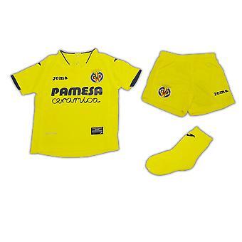 2016-2017 Villarreal Joma Home Mini Kit