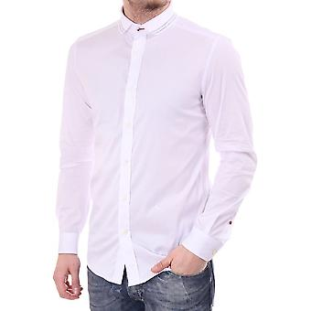Diesel Bocio Shirt With Contrast Collar