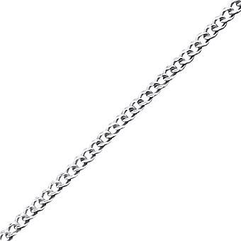 Plain - 925 Sterling Silver Single Chains - W23873x