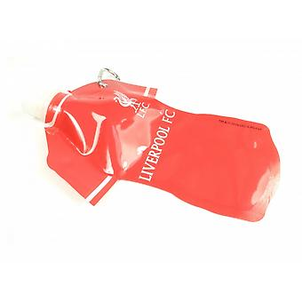 Liverpool FC Official Football Flat Sports Water Bottle (350ml)