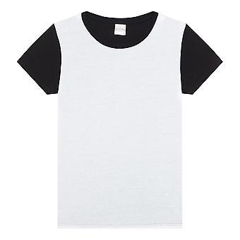 AWDis Womens/Ladies Molly Front Sub T-Shirt