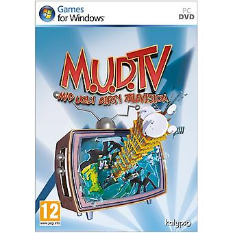M.U.D TV (PC DVD) - New