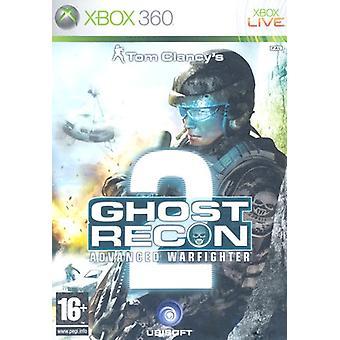 Tom Clancys Ghost Recon Advanced Warfighter 2 (Xbox 360) - Fabrik versiegelt