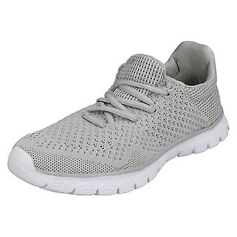 Dames Reflex Lace Up Trainers