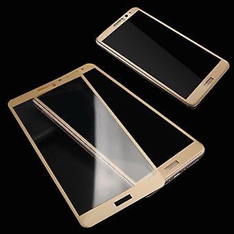 Kokonaan karkaistu lasi 0.26 mm ohut H9 isku gold Huawei P10 Plus suojakotelo uusi
