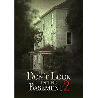Don't Look in the Basement 2 [DVD] USA import