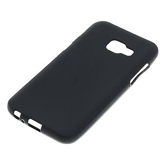 Mobile case TPU protection case bumper shell for Samsung Galaxy A3 2017 black new new