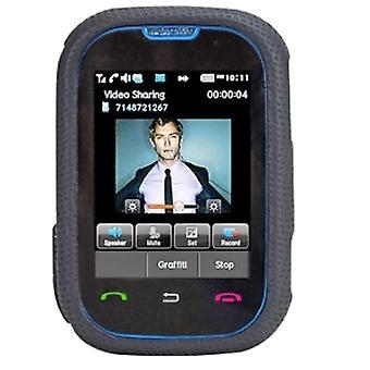Body Glove Snap-On skyddsfodral för Pantech Pursuit P9020 - platt tillbaka