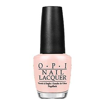 OPI Soft Shades 2016 Nail Polish Collection - Stop It Im Blushing 15ml (NL T74)