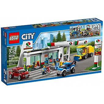 LEGO gas station 60132