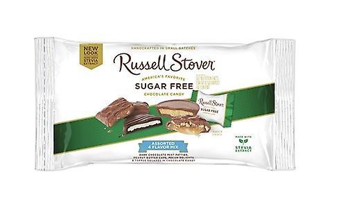 Russell Stover cukier czekolada wolna różne 4 smak Mix
