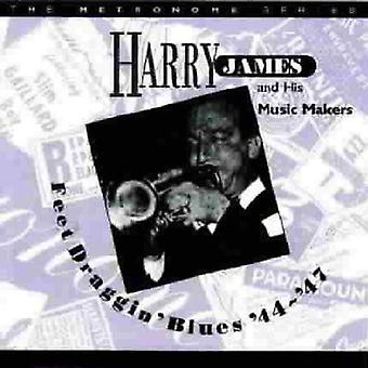 Harry James & His Orchestra - Feet Draggin Blues 1944-47 [CD] USA import
