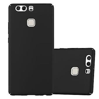 Cadorabo tilfelle for Huawei P9 tilfelle deksel - Hardcase plast telefon tilfelle mot riper og støt - Beskyttende tilfelle Støtfanger Ultra Slim Tilbake Tilfelle Hardt Deksel