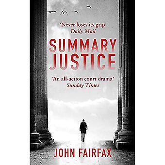 Sammanfattning rättvisa: 'En all-action domstolen drama' Sunday Times (Benson och De Vere)