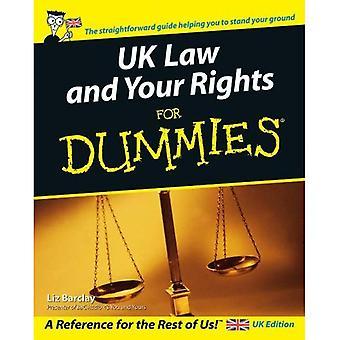 Recht des Vereinigten Königreichs und Ihre Rechte für Dummies