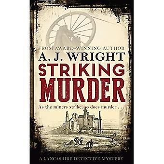 Impressionante o assassinato (da série de detetive de Lancashire)
