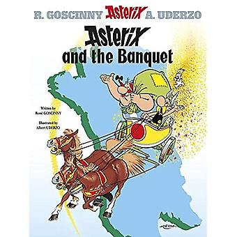 Asterix and the Banquet: Book. 5 (Asterix (Orion Paperback))