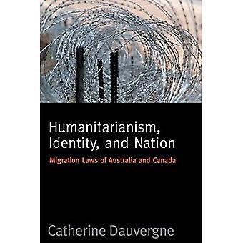 Humanitarisme et identité Nation: Migration des lois au Canada et en Australie