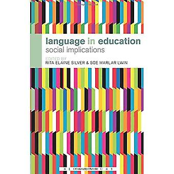 Langue dans l'enseignement: Implications sociales