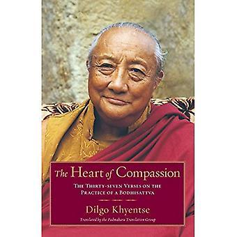 Au cœur de la Compassion: trente-sept versets sur la pratique du Bodhisattva: un commentaire sur la pratique de trente-sept-pli d'un Bodhisattva