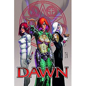Dawn, bind 2: Tilbagelevering af gudinden