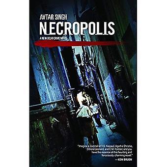 Nekropol: En kriminalroman i New Delhi