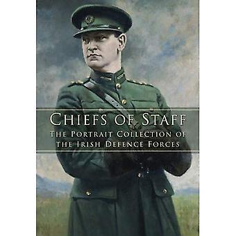 Chiefs Of Staff: die Porträtsammlung der irischen Streitkräfte