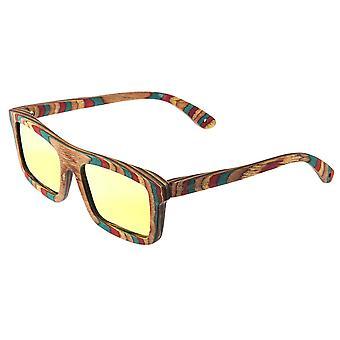 Spectrum Philbin Polarized Sunglasses - Multi/Gold