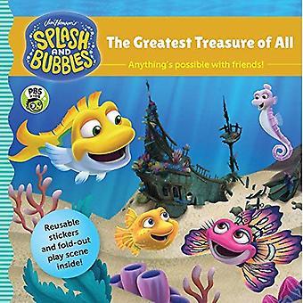 Splash e bolle: il tesoro più grande di tutti (con adesivo Play scena)